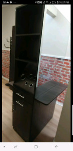 Modern Beautiful Double Sided Hair-Styling Station