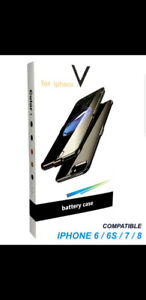 Battery Case for iPhone neuf emballé
