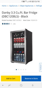 Danby mini-fridge