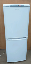 FRIDGE FREEZER: HOTPOINT, 160CM TALL * delivery available *