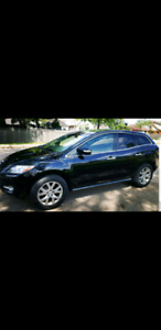 2009 Black Mazda CX7 AS-IS