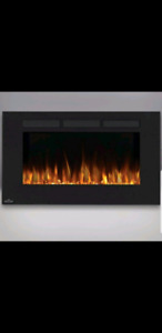 Napoleon Allure 42 inch electric fireplace