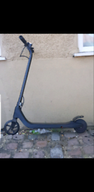 Electric Scooter Black (spare repairs)