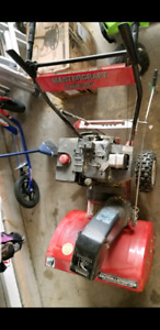 "Mastercraft 8 HP 24"" snowblower"