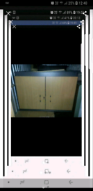 Lockable filing cabinet / Lockable Cupboard