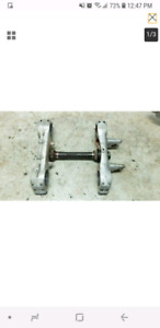 43mm Conventional fork Triple Tree/clamps