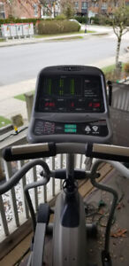 Vision Fitness X6200HRT Elliptical & Heart Rate Sensor