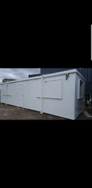 32ft Portable Office Portable Cabin Site Office Shipping Container