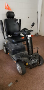 PRIDE mobility Scooter  PURSUIT Model