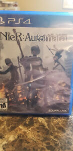 NIER : AUTOMATA FOR PLAYSTATION 4 PS4 MINT CONDITION