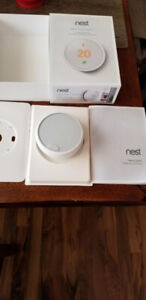 Nest thermostat,$100,obo not used