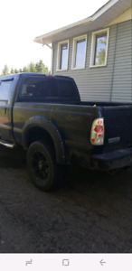 2007 f250 outlaw