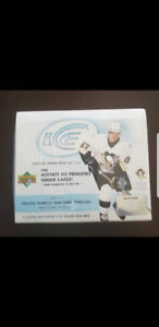 2005/06 UPPER DECK ICE HOCKEY HOBY BOX. POSSIBLE CROSBY/OVECHKIN