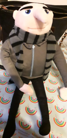 Cuddly toy like new from kids movie popular character