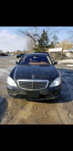Mercedes S550 4matic fully loaded