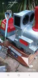 Arcade train