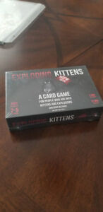 Exploding Kittens (NSFW Edition) **UNOPENED**