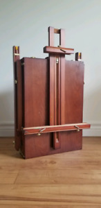 Portable french box easel