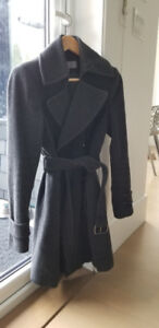 Andrew Marc New York wool blend coat, warm & in great condition!