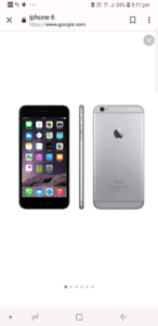 Wanted: Want to buy iphone 6