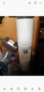 CHEAP working water cooler with 7 refillable jugs