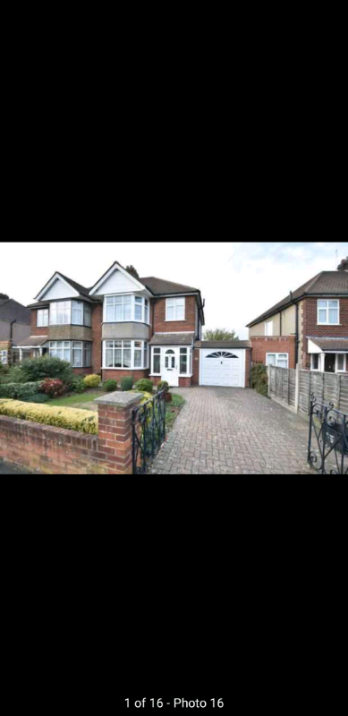 Amazing 3 Bedroom House In St Martins Avenue L In Luton Bedfordshire Gumtree Download Free Architecture Designs Lukepmadebymaigaardcom