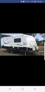 2014 Jayco Outback Expanda