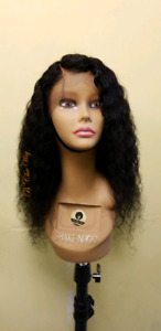 100% human hair wig / Perruque naturelle