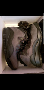 Retro Nike air Jordan 10 shadow size 11.5
