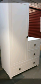 Children's Wardrobe with changing unit
