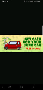 4165583295 scrap cars wanted used car junk car text or call $$$$