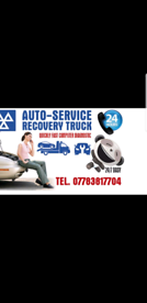 Recovery and Mechanic service at Aberdeen/shire