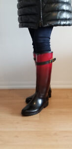 Women's rain boots (insulated)-Brand New! Size U.S. 11 (Euro.41)