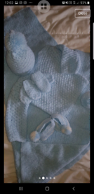 Brand new newborn handmade baby clothes