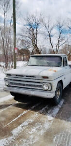 1966 long box Chevy