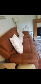 Settee/sofa good condition