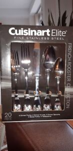 Cuisinart Elite 20 Piece 18/10 Flatware