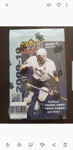 2009/10 UPPER DECK HOCKEY BOX SERIES 1  HOBBY. POSSIBLE TAVARES