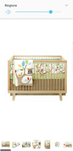 Skip hop treetops crib set and more