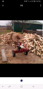 Splitfire 3255 log splitter