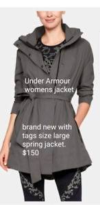 Under armour spring jacket
