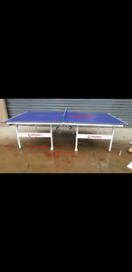 Table tennis table ping pong