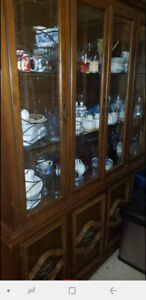 Solid cabinet
