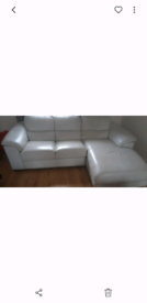 Leather Chaise ....2 of