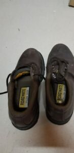 women safety boot size 8