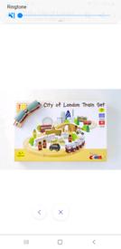 City of London Train Set £25.00.
