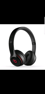 Beat solo 3s wireless headphones