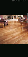 HARDWOOD FLOORING REFINISHING AND INSTALLATIONS..