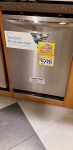 Frigidaire Gallery Built-In Tall-Tub Dishwasher with EvenDry™