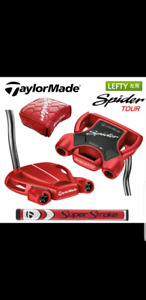 LH Taylormade Tour Red Better